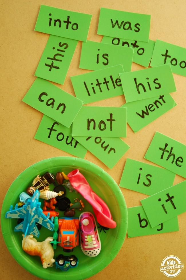 homemade-word-cards-for-sight-words
