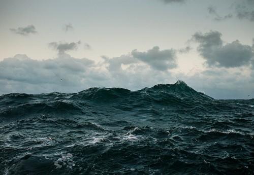 stormy sea | The English Affair
