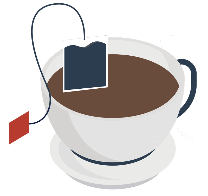 black tea pack | The English Affair
