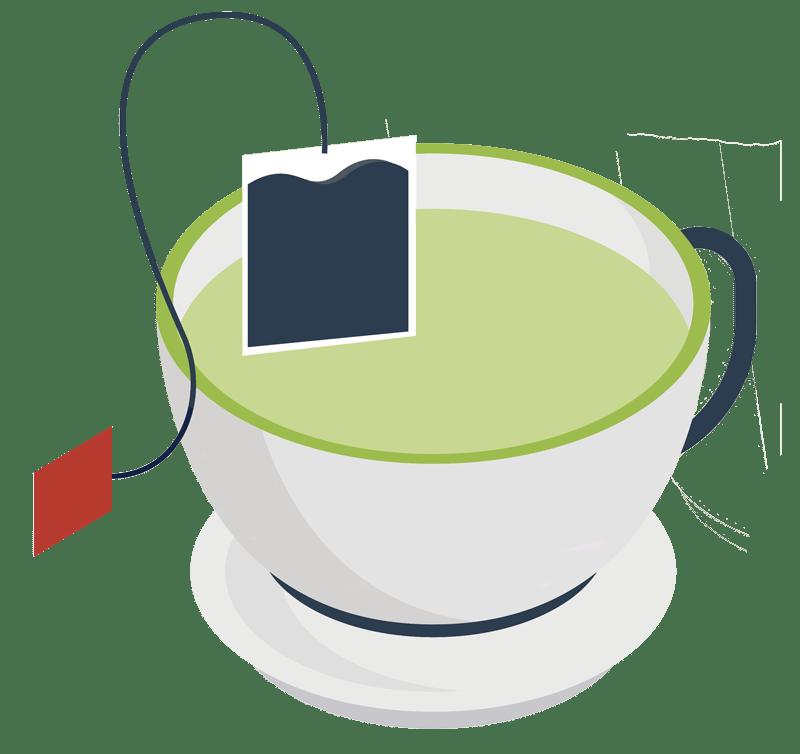 green tea pack english affair | The English Affair