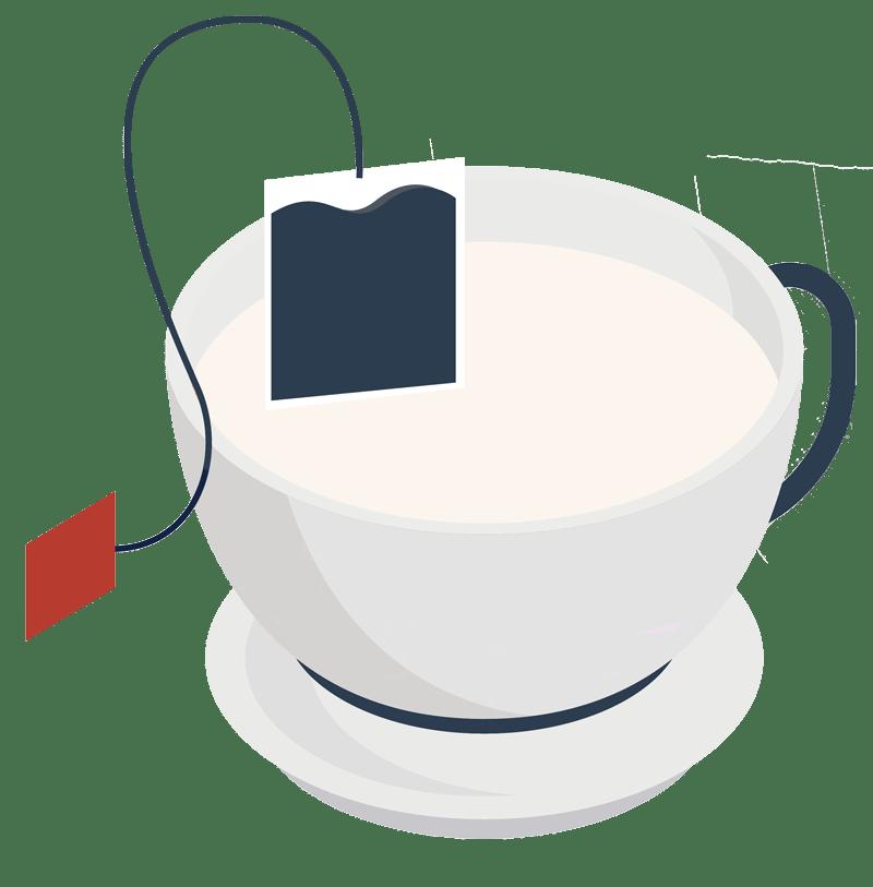 white tea pack | The English Affair